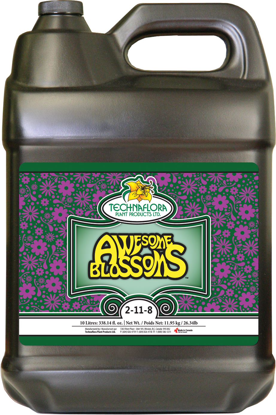 Awesome Blossoms, 10 lt