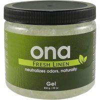 Ona Gel Fresh Linen 1 Qt