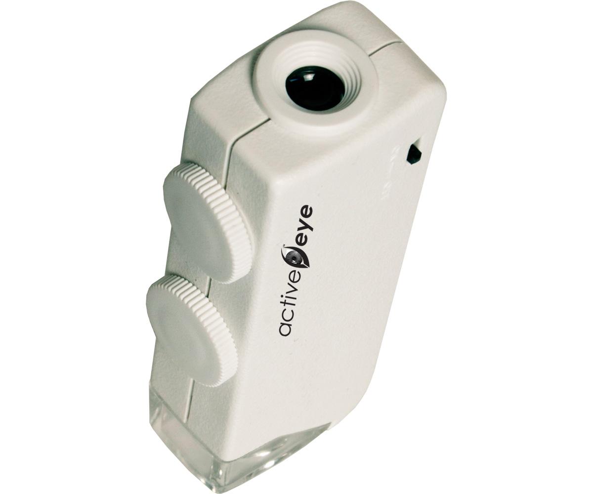 Active Eye Microscope, 60Xx100X