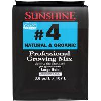 Sunshine Natural & Organic Aggregate 3.8cf bale