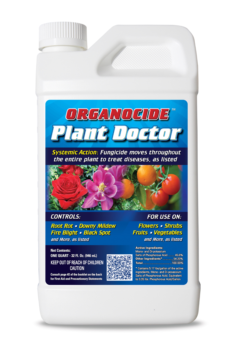 Plant Doctor Systemic Fungicide Concentrate Quart