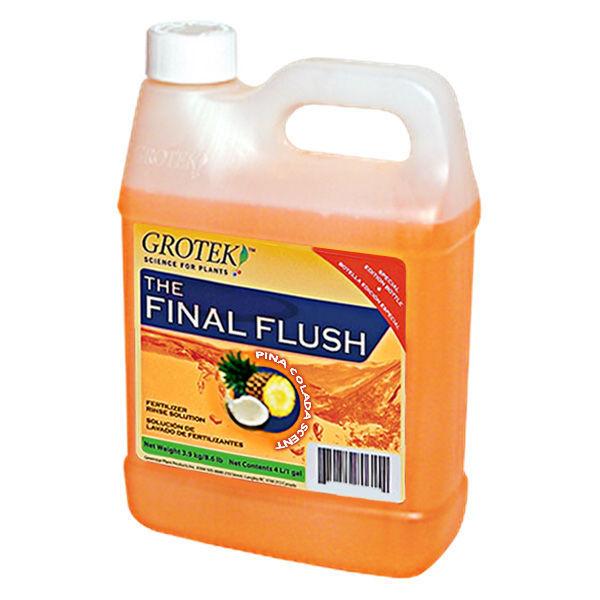 Final Flush Pina Colada 1L