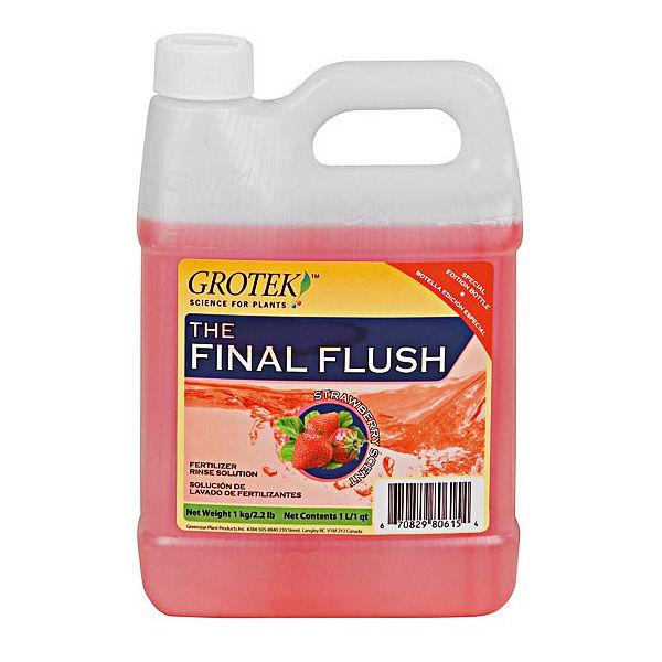Final Flush Strawberry 1 Liter