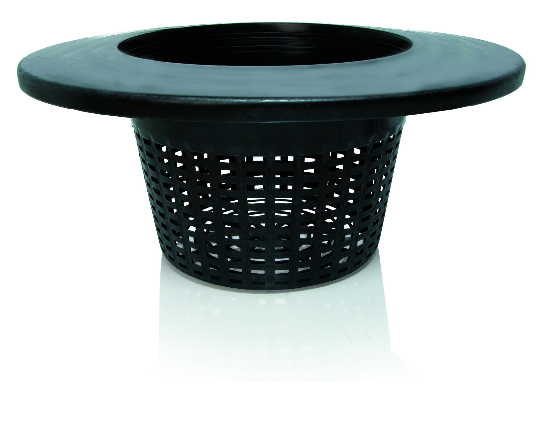"""8"""" Wide Lip Bucket Basket Lid, case of 25"""