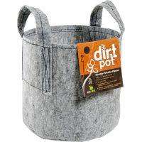 Dirt Pot 15 Gal w/Handle (10/pk) (40/cs)