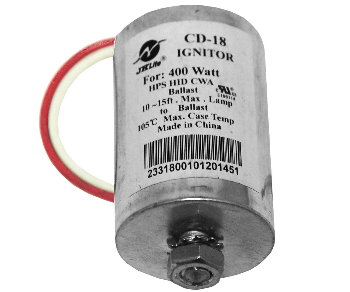 Ignitor for SBC400 & SBC250