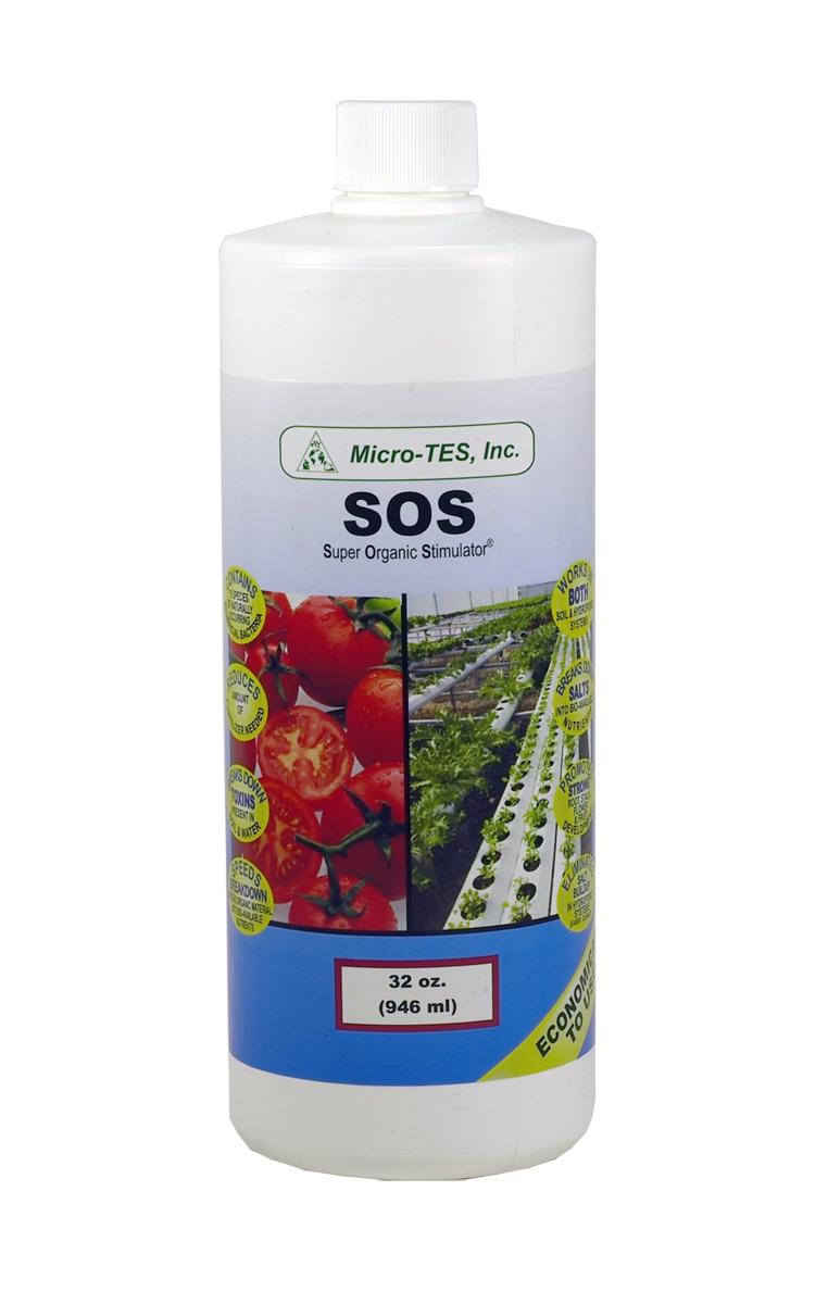 SOS Beneficial Bacteia Qt