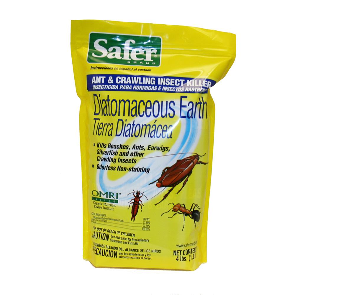 Diatomaceous Earth Insect Killer 4lb