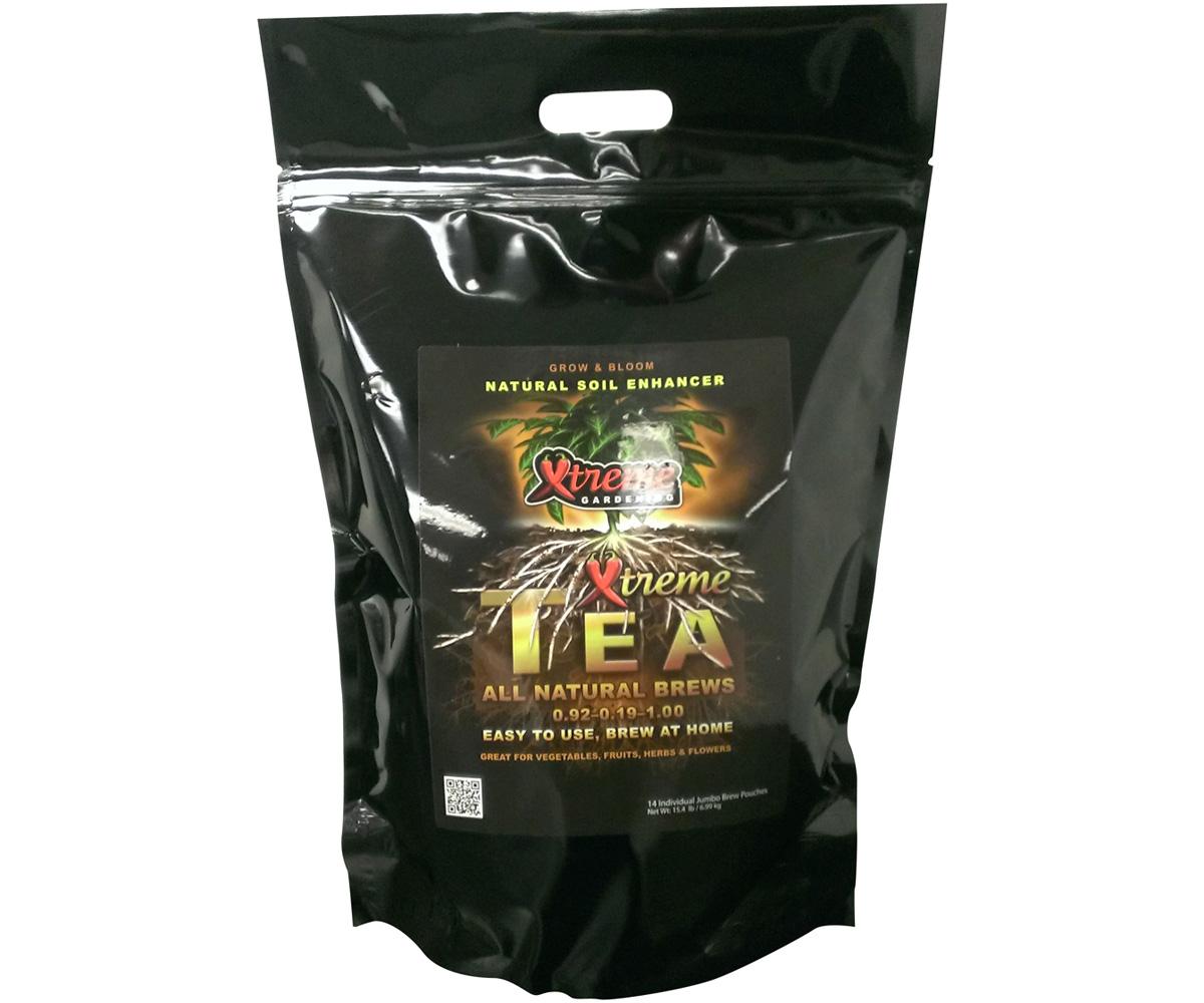 Xtreme Tea Brews 14ct, 500g 2.5 Gal