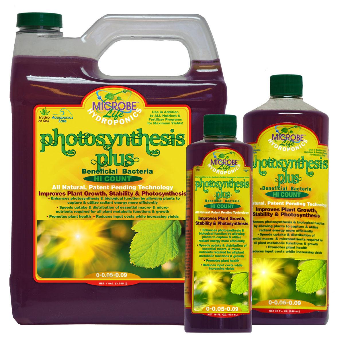 Photosynthesis Plus 2.5 Gal