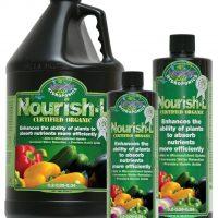 Nourish-L 2.5 Gal (Liquid Certified Organic)