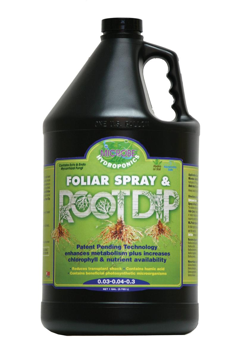 Foliar Spray & Root Dip Gal