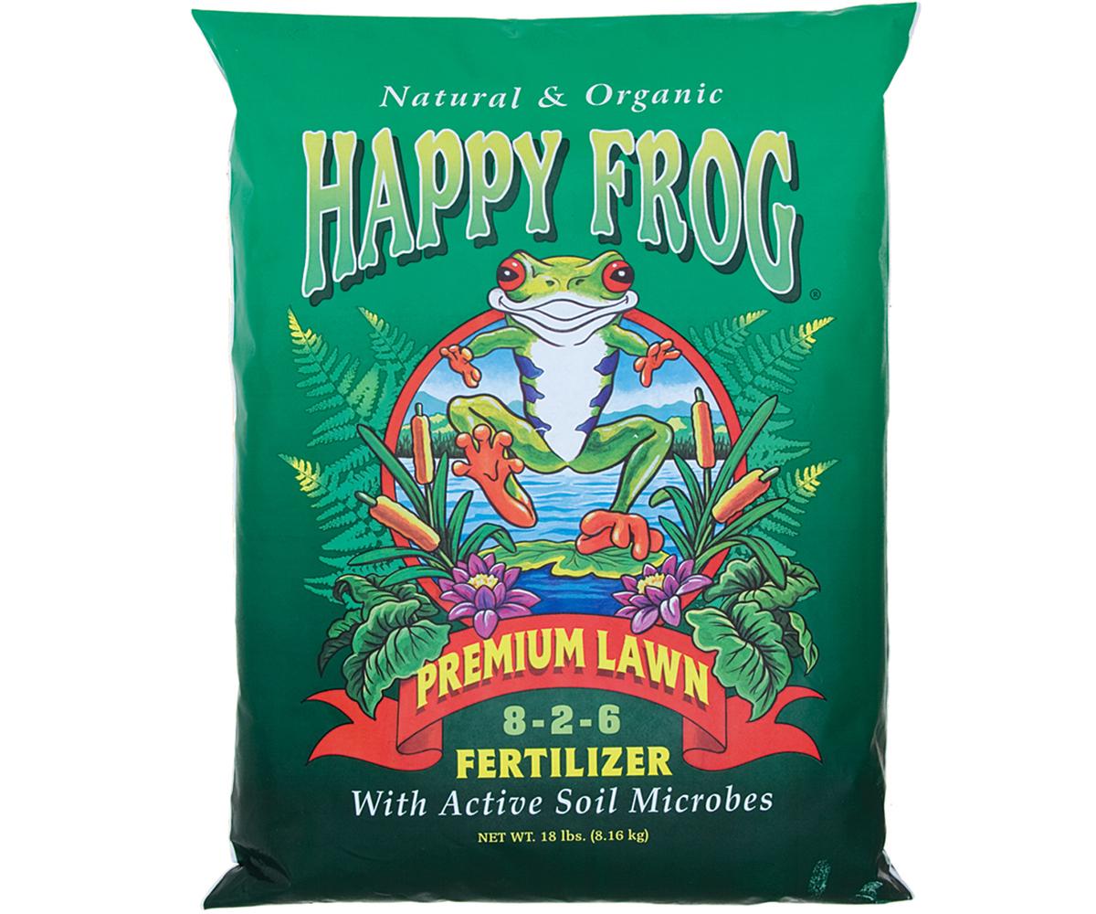 Premium Lawn Organic Fertilizer 18 lbs 8-2-6