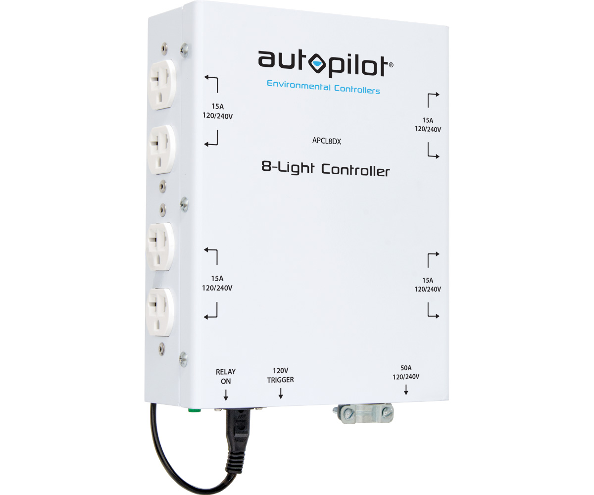 High Power HID Controller 8000W (120/240V) 50A