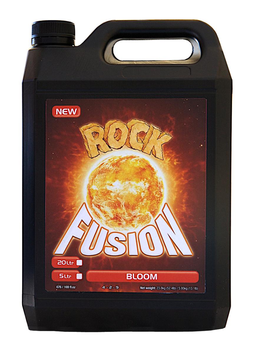 Fusion Bloom Base Nutrient 5L