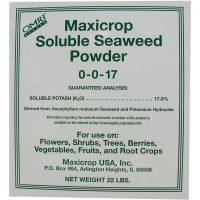 MaxiCrop Soluble Powder 22lb