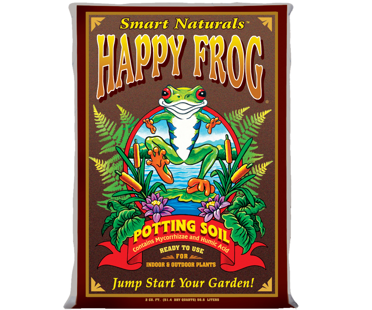 FL/MO/IN/GA Happy Frog Soil 2 cu feet