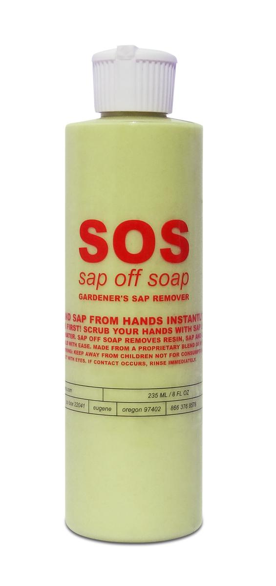 Sap Off Soap 8oz