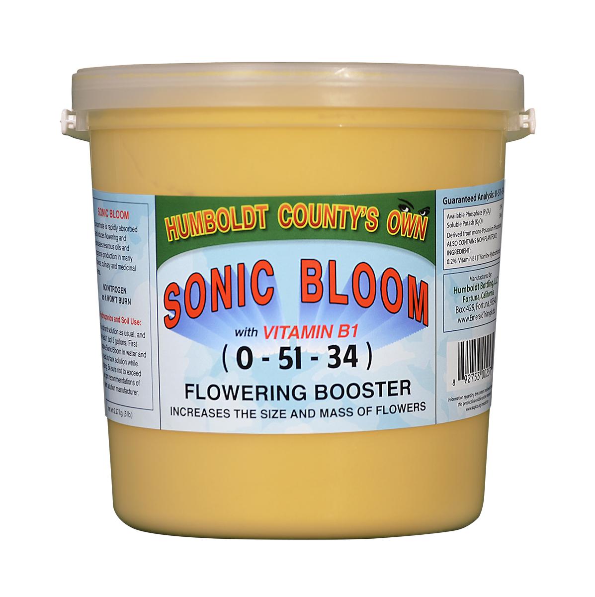 Sonic Bloom 5 lbs