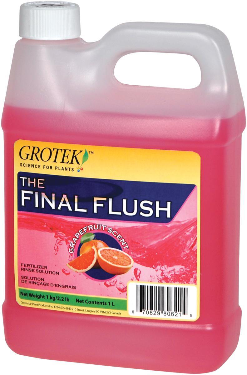 Final Flush Grapefruit 1 L