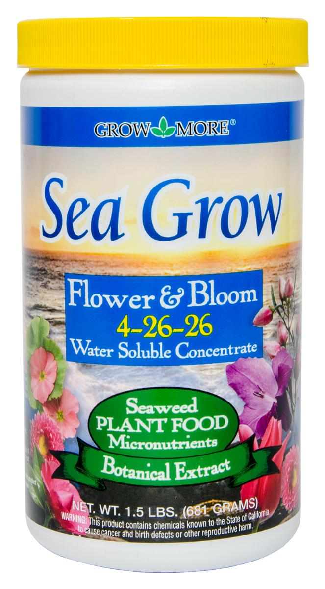 Sea Grow Flower and Bloom 1.5 lbs