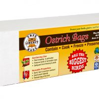 True Liberty Ostrich Bags (25/pk)