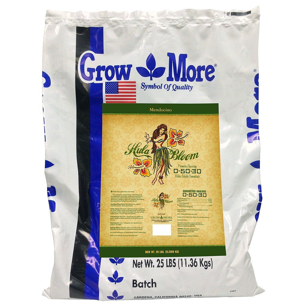 Hula Bloom 0-50-30 25lb