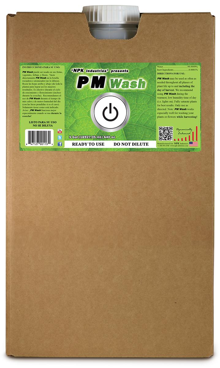 PM Wash 5 Gal