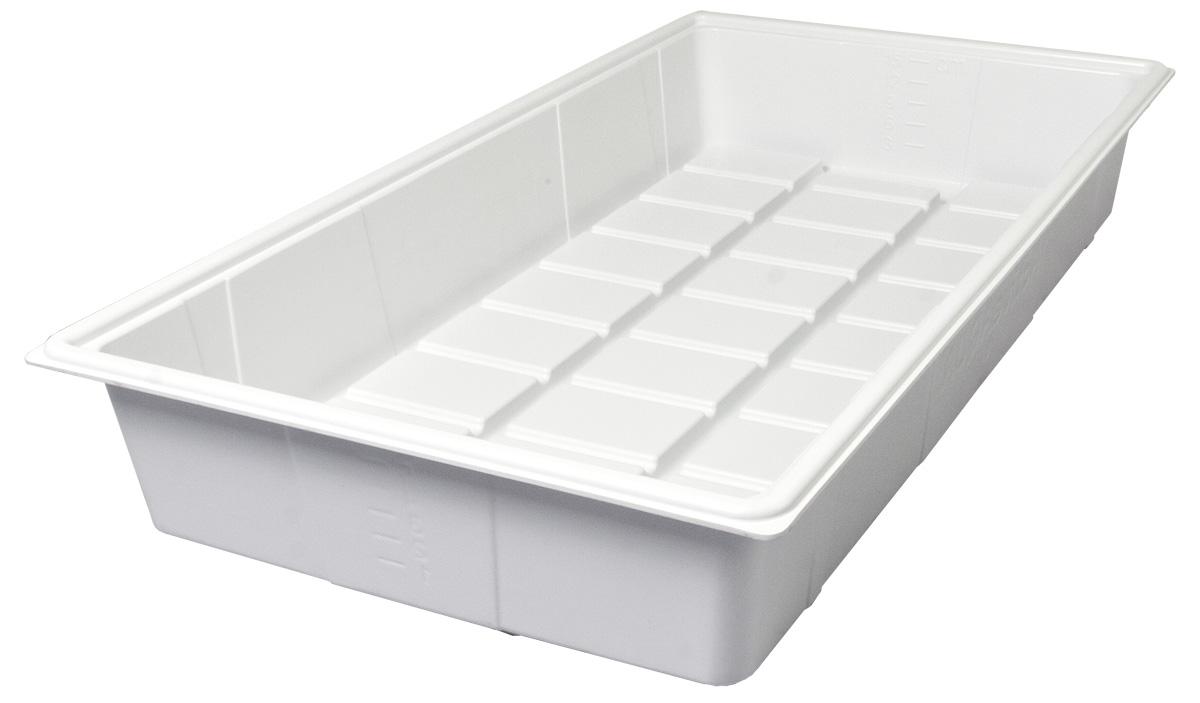 Flood Table 2x4 Premium White
