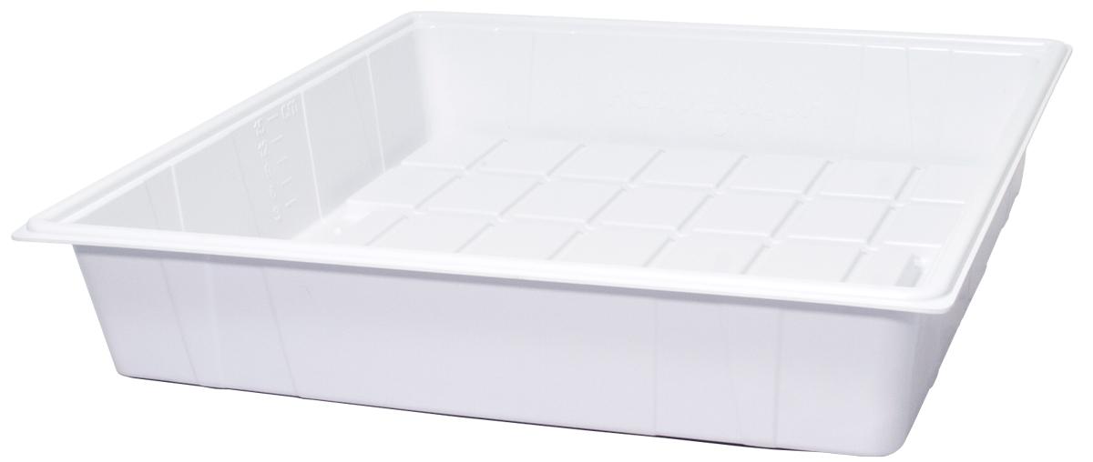 Flood Table 3x3 Premium White