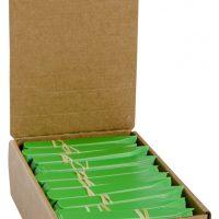 "Plant Stake Labels Green 4""x5/8"" 1000/CS"