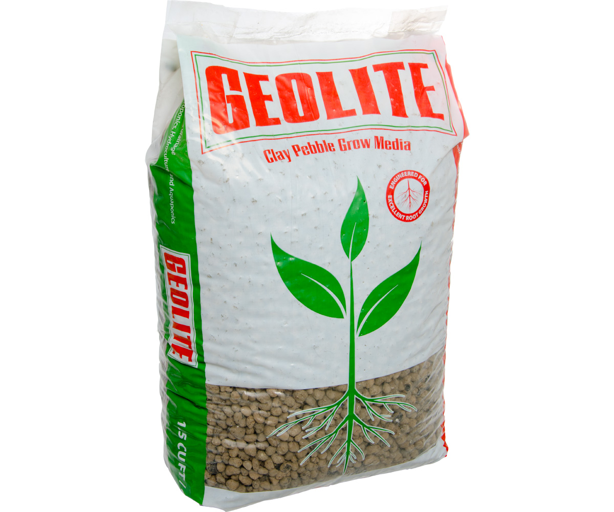 Geolite Clay Pebbles 45L