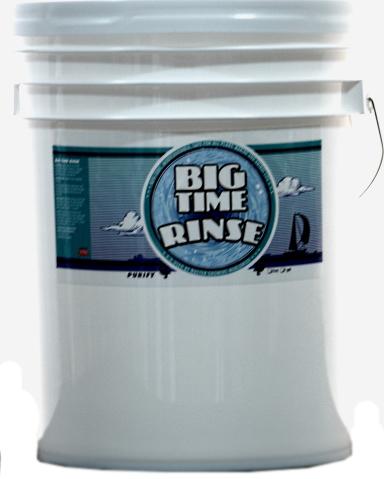 SPO Big Time Rinse  5 Gal