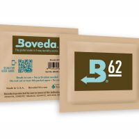 Boveda 62% RH (4 GRAMS) -- bulk (600 packets/case)