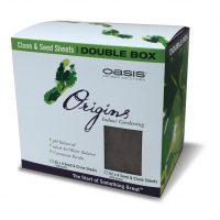 "Origins Seed and Clone DBL Box 1.5""X1.5"" (10/CS)"