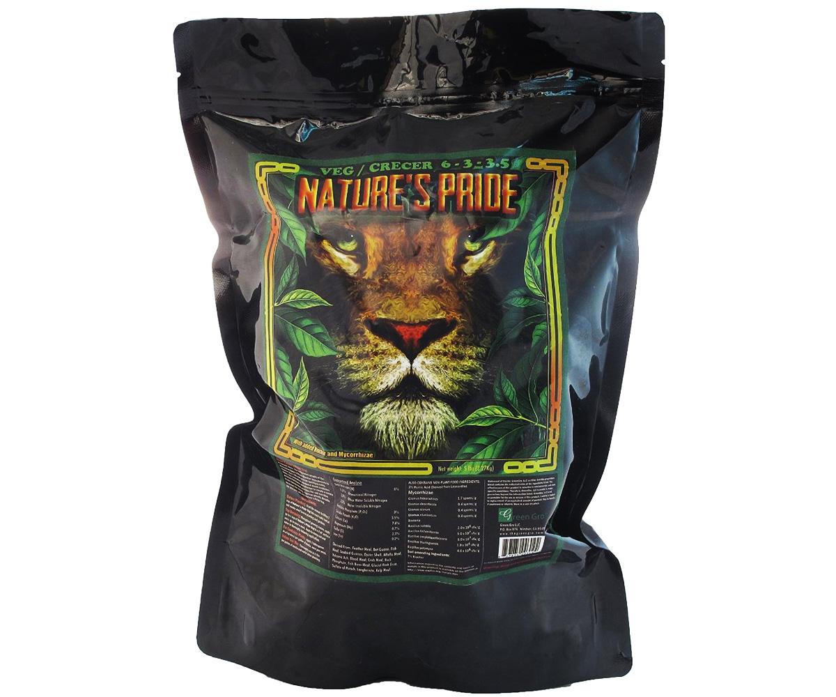 Natures Pride Veg Fertilizer 10lb