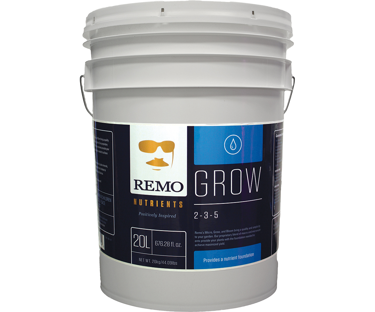 Remo's Grow 20L