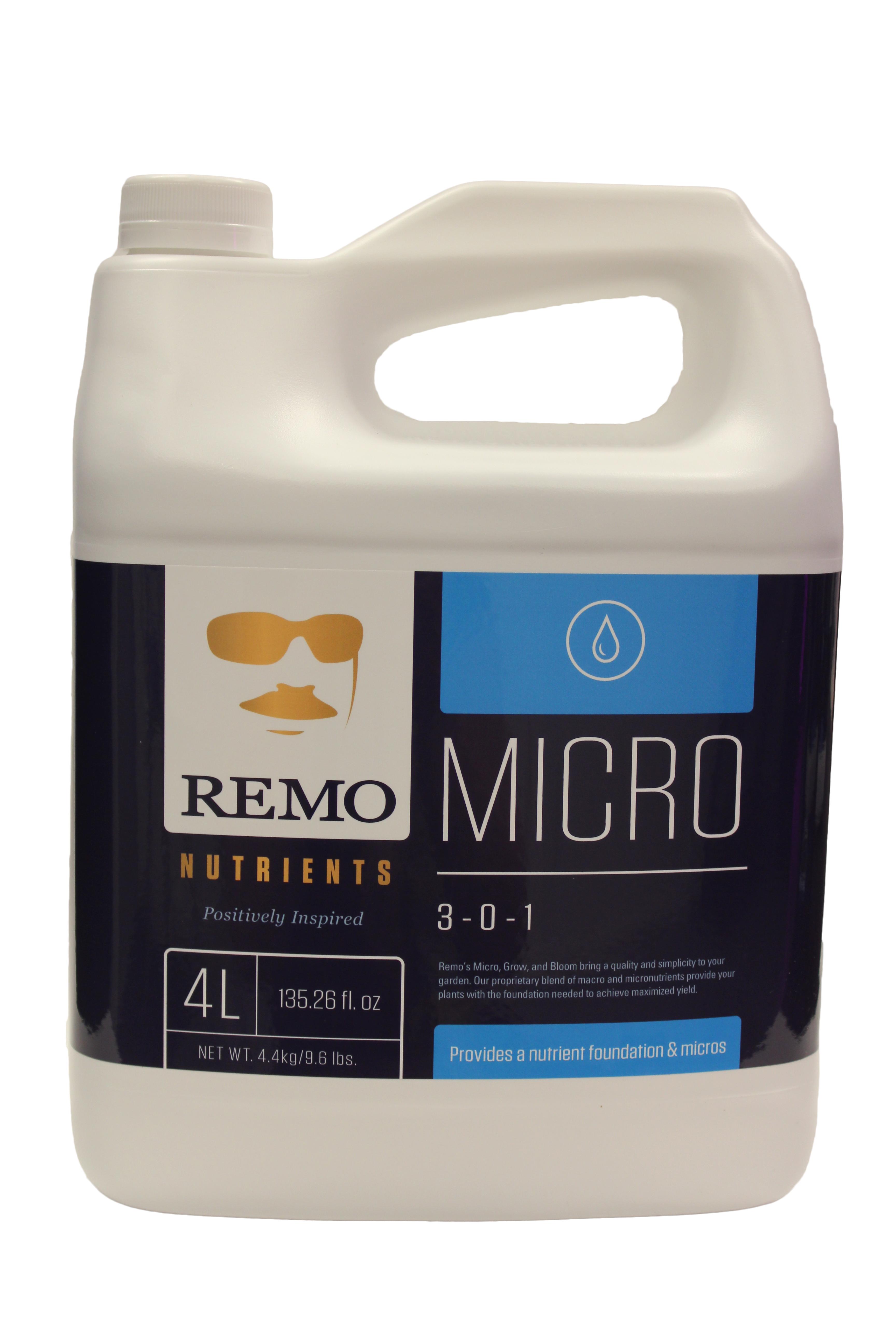 Remo's Micro 4L