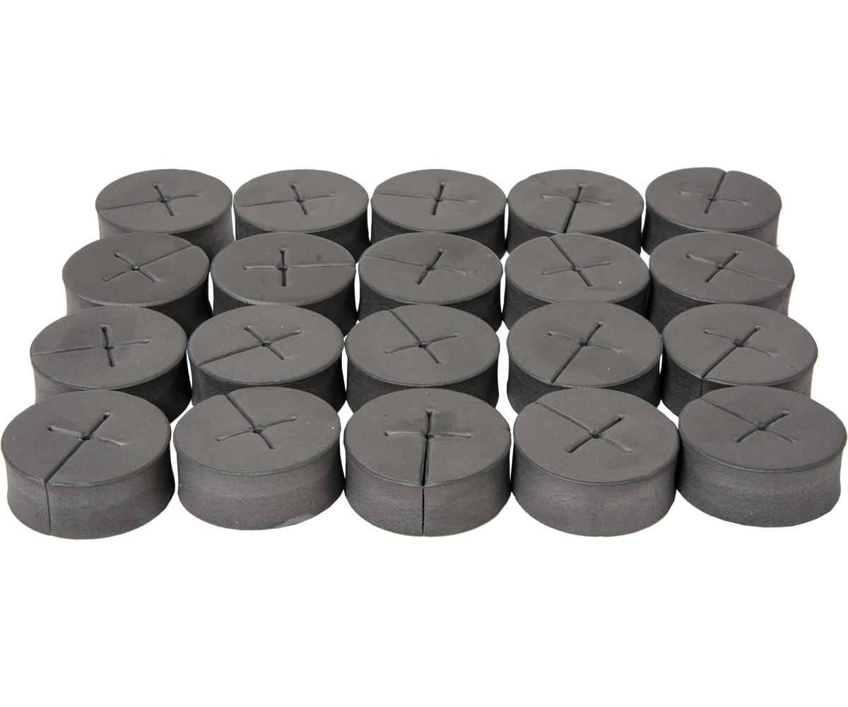 oxyCLONE oxyCERTS Black (20/pk)