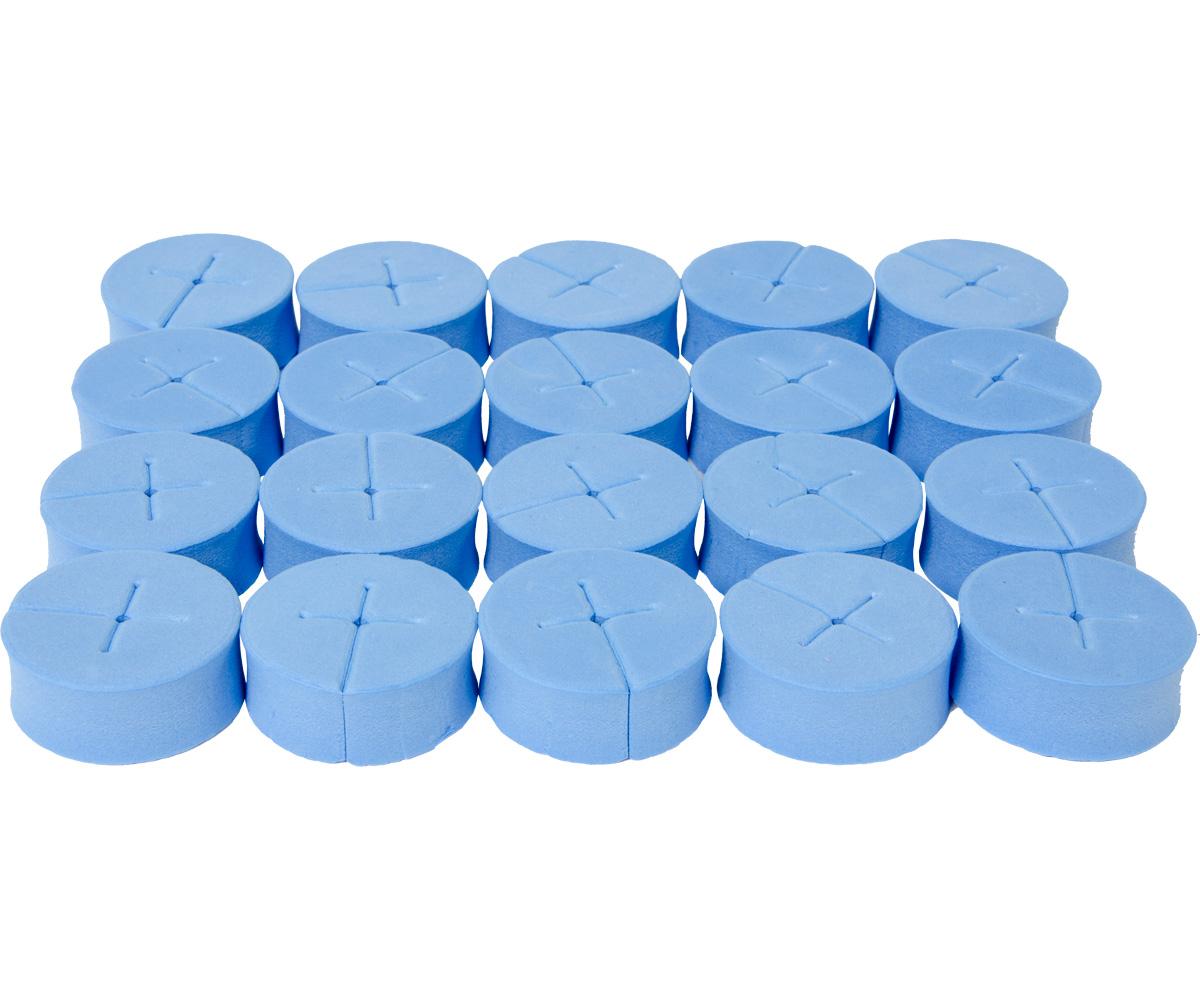 oxyCLONE oxyCERTS Blue (20/pk)