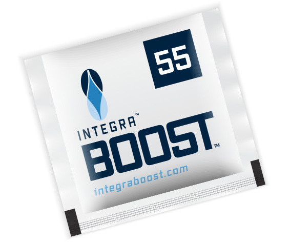 Integra Boost 8g Humidiccant, 55% RH, case of 300
