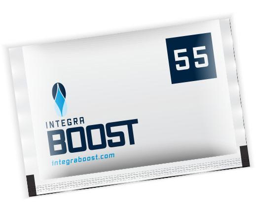 Integra Boost 67g Humidiccant, 55% RH, case of 100