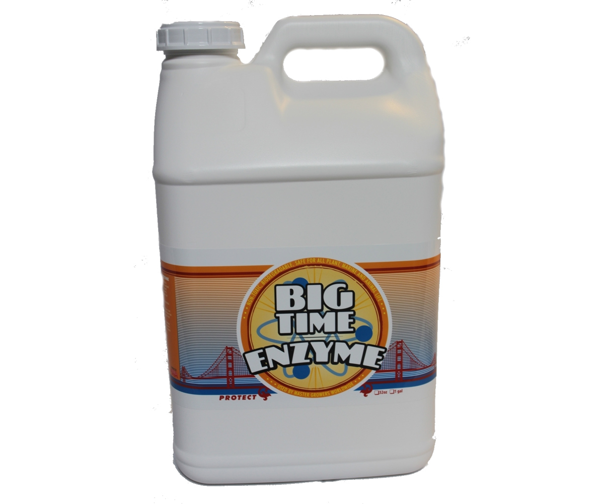 Big Time Enzyme 2.5 Gal (2/cs)