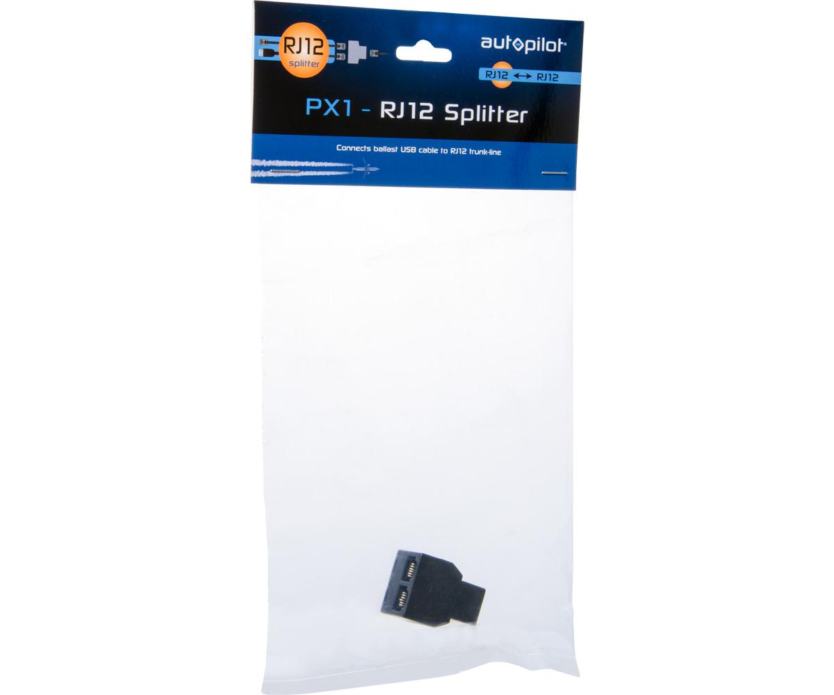 RJ12 Splitter (80/cs)