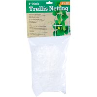 "Trellis Netting 6"" Mesh, 4' x 50'"
