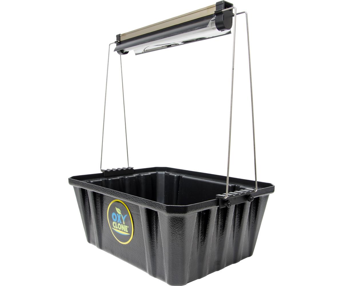 T5 Strip/Ref Fixture w/Aqua Tank Clip 1ft (9/cs)