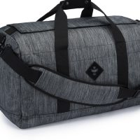 Continental - Stripe Black, LG Duffle