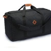 Continental - Black, LG Duffle