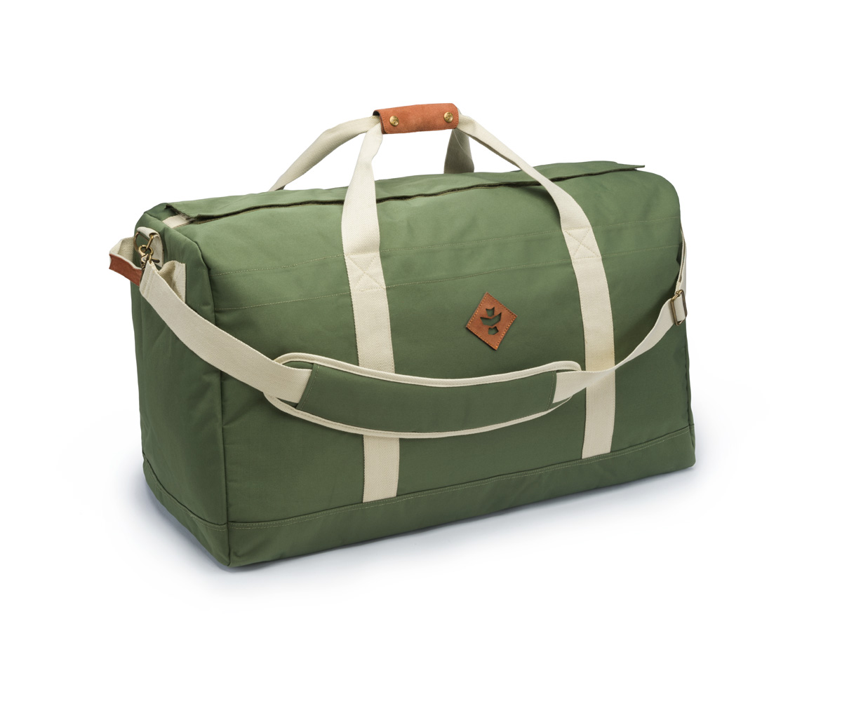 Continental - Green, LG Duffle