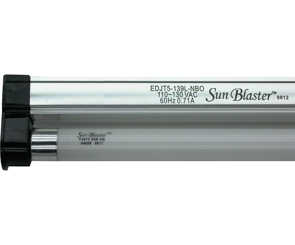 3' SunBlaster T5HO 39W 6400K Lighting Kit (6/cs)